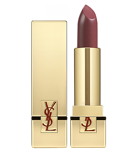 YVES SAINT LAURENT Rouge Pur Couture lipstick SPF 15 (9 rose stiletto