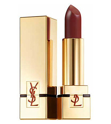 YVES SAINT LAURENT Rouge Pur Couture The Mats lipstick (206