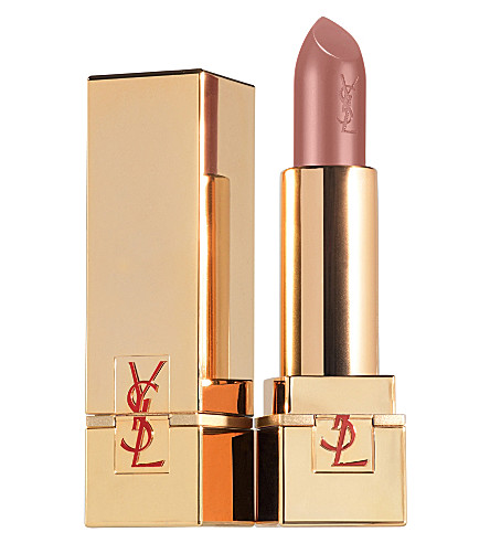 YVES SAINT LAURENT Rouge Pur Couture Metallic lipstick (8