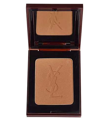 YVES SAINT LAURENT Terre Saharienne bronzing powder (2