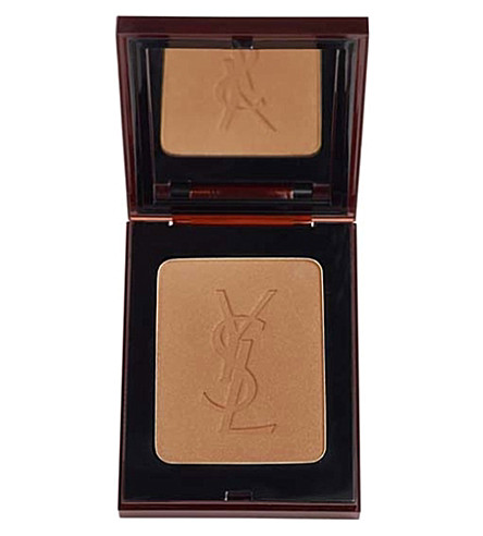 YVES SAINT LAURENT Terre Saharienne bronzing powder (3
