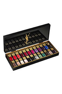 YVES SAINT LAURENT La Laque Couture Colour Collection
