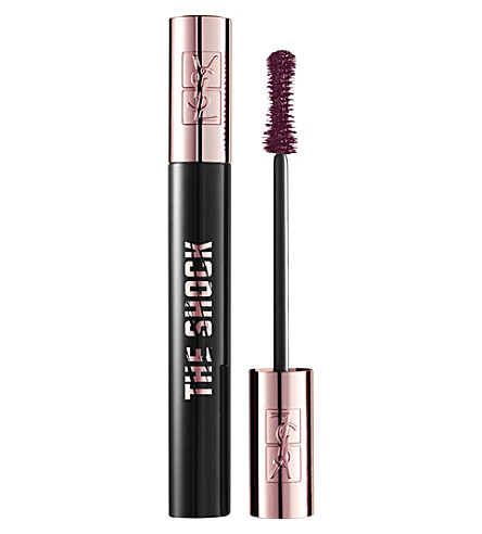 YVES SAINT LAURENT The Shock Mascara for False Lash Effect (1