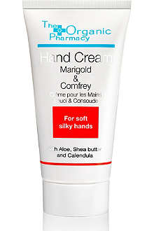 THE ORGANIC PHARMACY Marigold & Comfrey Hand & Nail Cream 50ml