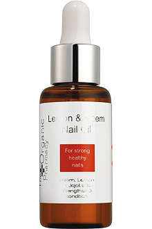 THE ORGANIC PHARMACY Lemon & Neem nail oil 30ml