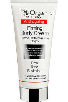THE ORGANIC PHARMACY Anti-ageing Firming Body Cream 200ml
