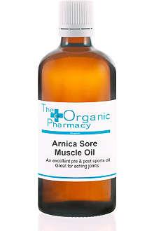 THE ORGANIC PHARMACY Arnica Sore Muscle Oil 100ml