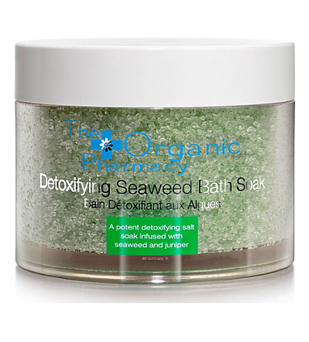 THE ORGANIC PHARMACY Detoxifying Seaweed Bath Soak 325g