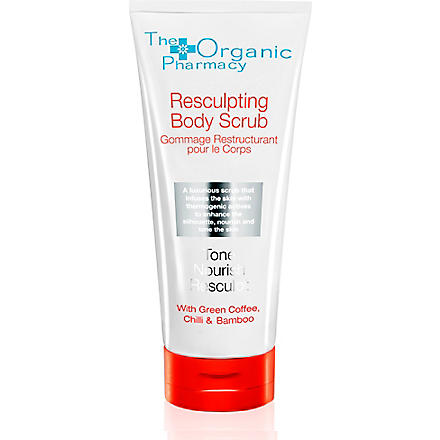 THE ORGANIC PHARMACY Resculpting Body Scrub 200ml
