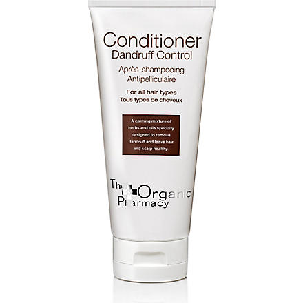 THE ORGANIC PHARMACY Dandruff control conditioner 200ml