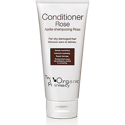 THE ORGANIC PHARMACY Intensive rose conditioner 200ml