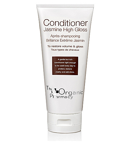 THE ORGANIC PHARMACY Jasmine high gloss conditioner 200ml
