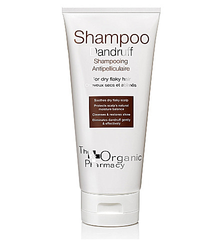 THE ORGANIC PHARMACY Conditioning dandruff shampoo 200ml