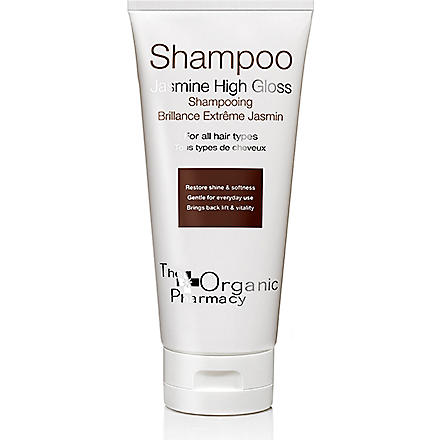 THE ORGANIC PHARMACY Jasmine high gloss shampoo 200ml
