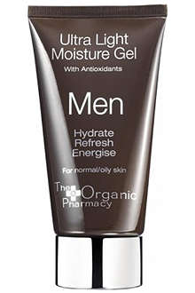 THE ORGANIC PHARMACY Ultra light moisture gel