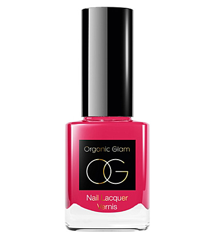 THE ORGANIC PHARMACY Nail polish (Fuchsia
