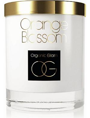 THE ORGANIC PHARMACY Orange Blossom candle