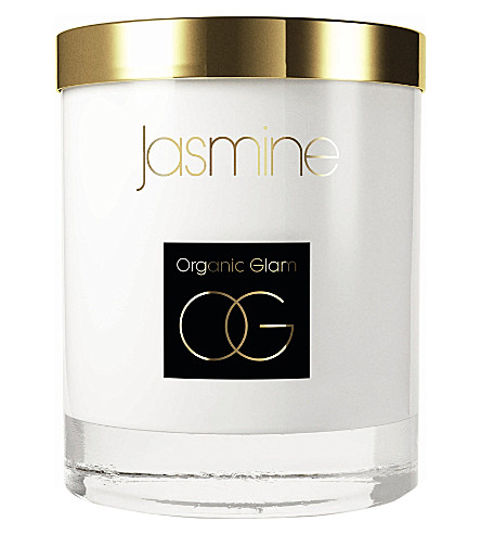 THE ORGANIC PHARMACY Jasmin candle