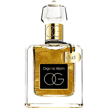 THE ORGANIC PHARMACY Limited Edition Oud eau de parfum 100ml