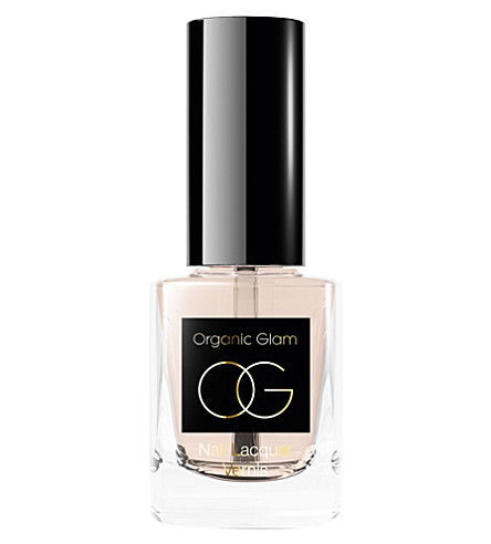 ORGANIC GLAM Brush It Away nail polish