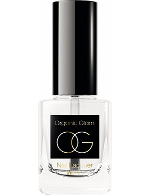 ORGANIC GLAM Base coat nail polish