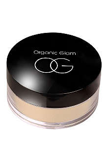 THE ORGANIC PHARMACY Shimmer Glow loose powder