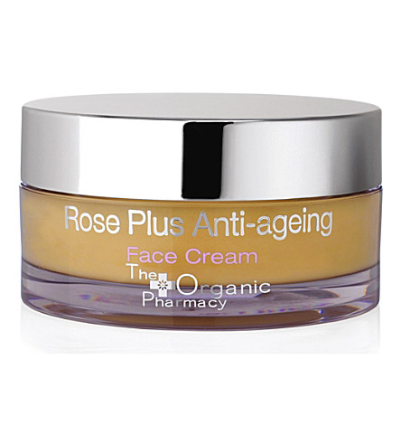 THE ORGANIC PHARMACY Rose Plus face cream