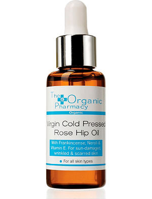 THE ORGANIC PHARMACY Virgin Cold Pressed Rose Hip Seed Serum 30ml