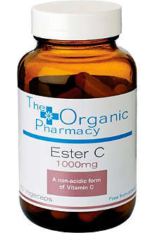 THE ORGANIC PHARMACY Ester C 1000 60 Capsules