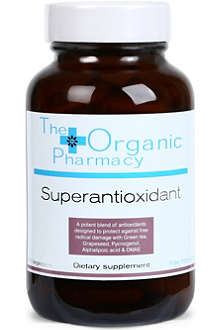 THE ORGANIC PHARMACY Superantioxidant Capsules