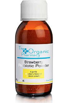THE ORGANIC PHARMACY Strawberry Probiotics Powder