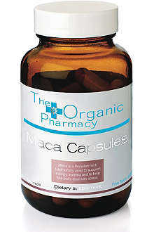 THE ORGANIC PHARMACY Maca Capsules