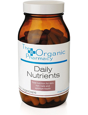 THE ORGANIC PHARMACY Daily Nutrients