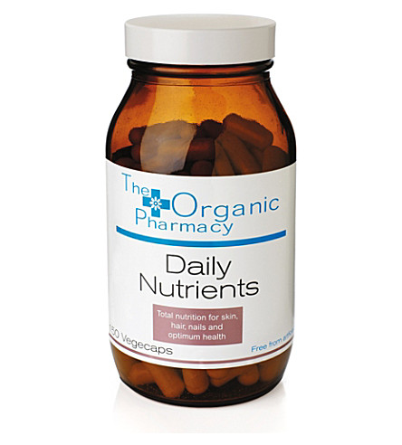 THE ORGANIC PHARMACY Daily Nutrients 150 capsules