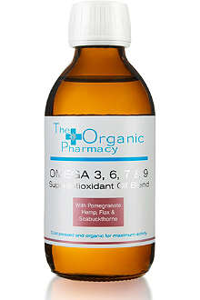 THE ORGANIC PHARMACY Omega 3, 6, 7 and 9 Superantiox oil blend