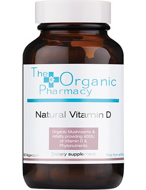 THE ORGANIC PHARMACY Natural Vitamin D complex