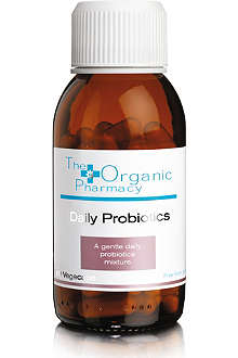 THE ORGANIC PHARMACY Daily Probiotics