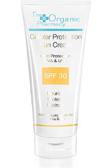 THE ORGANIC PHARMACY Cellular Protection Sun Cream SPF30