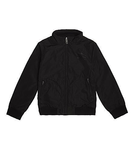 BURBERRY Bradford blouson jacket 4-14 years (Black