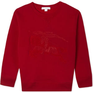 Dapy equestrian knight cotton jumper 4-14 years