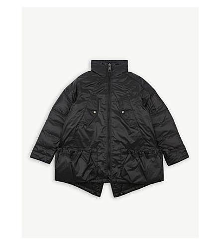 BURBERRY Loletta puffer jacket 4-14 years (Black