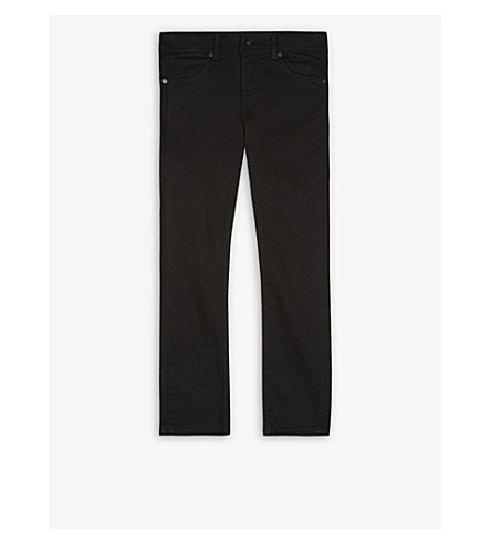 BURBERRY Skinny jeans 4-14 years (Black