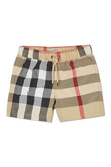 BURBERRY Swim shorts 6-36 months