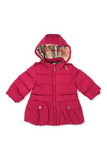 BURBERRY Padded coat 3 months - 3 years
