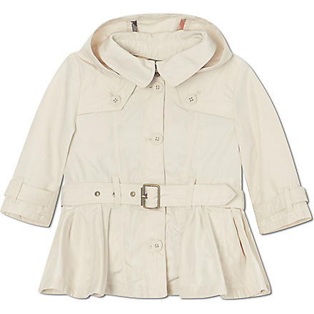 BURBERRY Belted trench coat 6 months- 3 years (Trench