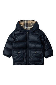 BURBERRY Quilted puffer jacket 3-36 months