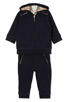 BURBERRY Two-piece tracksuit 6-36 months