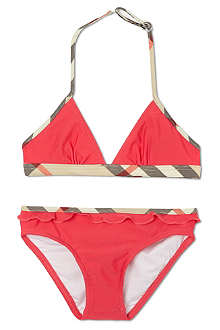 BURBERRY Nova check bikini 4-14 years