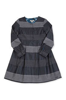 BURBERRY Large stripe dress 4-14 years