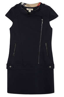 BURBERRY Milano zipped dress 4-14 years